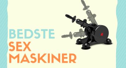 Sex Maskine – De Bedste Kneppemaskiner i test