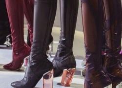 Lates Støvler – Se frække sex støvler i lak & latex