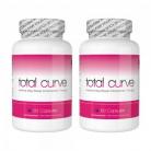 Total Curve – Piller der giver større bryster – 2 Packs