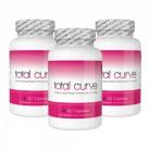 Total Curve – Piller der giver større bryster – 3 Packs