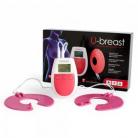 U-breast & Gel – 15 minutters elektro stimulering for feminin forøgelse – 1 ESP enheden