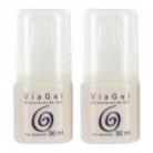 ViaGel for Women – Gel for intime feminin sensuel følsomhed – 30ml topikal påføring – 2 pakker